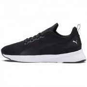 Puma Men's Black FLYER RUNNER Running shoes