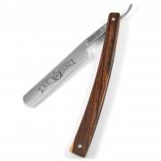 """Giesen & Forsthoff Marmorholz Timor Rasiermesser 4/8"""""""