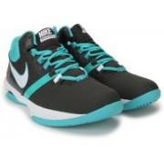 Nike AIR VISI PRO V Basketball Shoes(Multicolor)