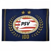 Vlag PSV 100 Jaar