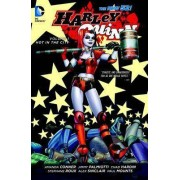 Harley Quinn Vol. 1 Hot In The City (The New 52) by Jimmy Palmiotti