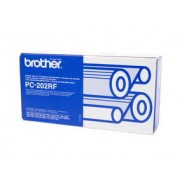 Original Brother PC202 Print refill rolls x 2 420 pages each (PC-202)