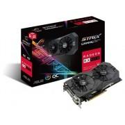 Asus Tarjeta Gráfica AMD ASUS ROG STRIX Radeon RX 570 OC 4GB DDR5 (Caja Abierta)