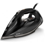 Fier de calcat Philips Perfect Care GC4908/80, 3000W, 300ml (Negru)