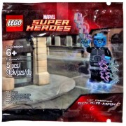 Lego, Marvel Super Heroes, The Amazing Spider-Man 2 Movie, Electro [Bagged]