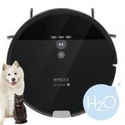 Amibot Robot aspirateur et laveur AMIBOT Animal XL H2O spécial poils d'animaux de compagnie