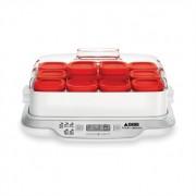 Yaourtière multi délices express 12 pots rouge YG661500 Seb