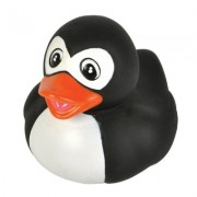 2-inch Penguin Rubber Duck (Bulk Pack of 12 Ducks)