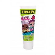 EP Line LOL Surprise 75 ml zubná pasta s príchuťov jahôd pre deti