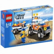 Lego (LEGO) City 4 WD Truck and Jet Scooter 7737
