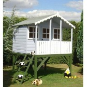 Shire Stork Playhouse featuring Optional Platform