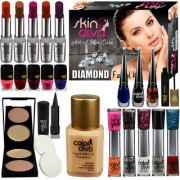 Adbeni Festive Speciality Big Pack Combo Makeup-Sets of 29 Pc-GC406