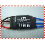 Generic F00419 DT-25A ESC Speed Controller For ALING TREX T-REX 250, Helicopter and Glider