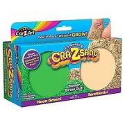 Cra-Z-Art Cra-Z-Sand 2 Pack Refill - Neon Green & Sandtastic