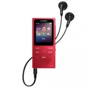 MP3 Player NWE394 8GB Red
