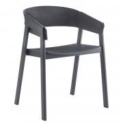 Muuto Cover Stol, Mörkgrå