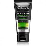 Bielenda Only for Men Bamboo Detox детоксикиращ крем за мъже 50 мл.