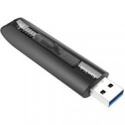 SanDisk USB flash disk SanDisk Cruzer Extreme® Go SDCZ800-064G-G46, 64 GB, USB 3.1, černá