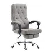 Silla de Oficina Gear en Tela, gris CLP gris, altura del asiento