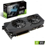 Placa video Asus VGA AS GeForce DUAL RTX 2070 SUPER EVO DUAL-RTX2070S-8G-EVO , 8GB , GDDR6 , 256 -bit , 40 nuclee