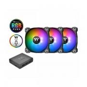 Hladnjak za kućište Thermaltake Pure Plus 14 RGB 3 komada CL-F064-PL14SW-A