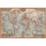 Harta lumii antica Executive, laminata RayWorld