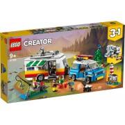 Lego Creator (31108). Vacanze in Roulotte