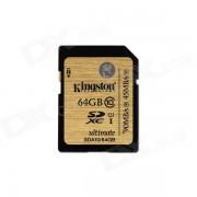 Kingston ultimo SDXC 64GB UHS-I Clase 10 Leido: 90MB / s SDA10 / 64GB