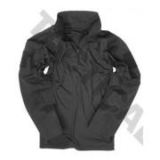 Mil-Tec Miltec Tactical Shirt (Färg: Svart, Storlek: 3XL)