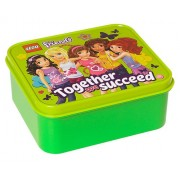Lego Friends Lunch Box, Lunchbox, Food Container, Light Green, RC40501716