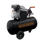 Compresor aer comprimat Black+Decker 205/50 50L 8 bari, cu ulei
