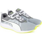 Puma Flare 2 Running Shoes For Men(White, Grey)