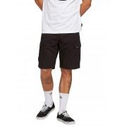 Volcom Miter II Cargo Shorts : black - Size: 34