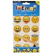 Emoji Fabric Tattoo Pack Plush Large