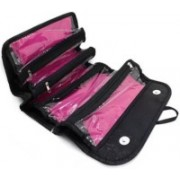 RetailShopping Cosmetic Pouch(Black)
