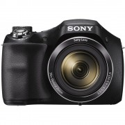 Sony Cyber-Shot DSC-H300 Aparat Foto Bridge 20.1MP Negru