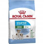 Royal Canin Hundfoder Royal Canin Mini Starter Mother & Babydog, 8,5 kg