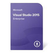 Microsoft Visual Studio 2015 Enterprise, C5E-01174 elektronički certifikat