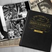 Signature Gifts Queen Elizabeth Pictorial Edition Newspaper Book