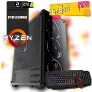Altos Prometheus, AMD Ryzen 7 2700/16GB/SSD 240GB+1TB/nVidia 1060 6GB/+ POKLON