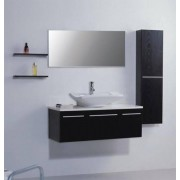 items-france LIDANO - Meuble salle de bain contemporain 120x45x60
