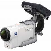 Sony »FDR-X3000RFDI 4K (Ultra-HD)« Action Cam (WLAN (Wi-Fi), Bluetooth, NFC)