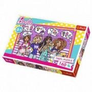 Jucarie Puzzle Barbie Be a dreamer 160 pcs 15343 Trefl