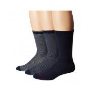 UGG Dominic Crew Socks Gift Set Navy Multi