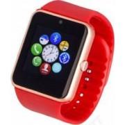 Smartwatch Garett G25 SIM microSD Bluetooth Rosu