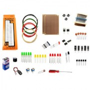 DP TECHNOLOGIES Electronic Components Project Kit/Basic Kit