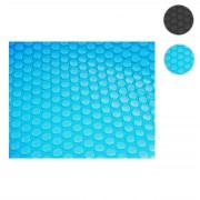 Pool-Abdeckung Wärmeplane Abdeckplane Solarplane Solarabdeckung, Stärke: 200 µm ~ Variantenangebot