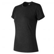 【ニューバランス公式】 ≪ログイン購入で最大8%ポイント還元≫ ヘザーテック Tシャツ レディース > アパレル > トレーニング > トップス ブラック・黒 ニューバランス newbalance