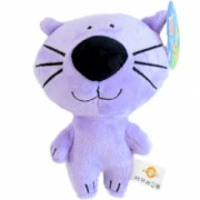 Figurina de plus Pisica Minimax 15 cm