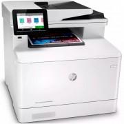 Impresora Multifuncional Hp Laserjet Pro M479fdw Wifi Usb